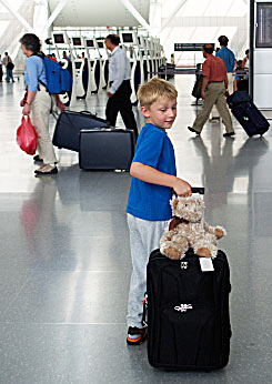 AirportTraveling