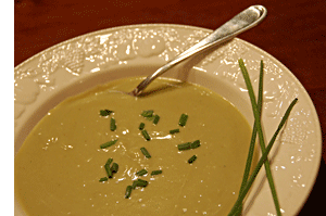 BroccoliCauliflowerSoup