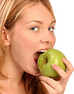 EatingApple